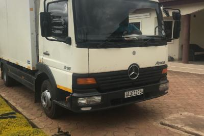 ATEGO 5Ton Refrigerated Truck
